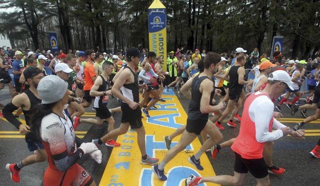 Gian lan o Boston Marathon, 3 VDV Trung Quoc bi cam thi dau suot doi hinh anh 2