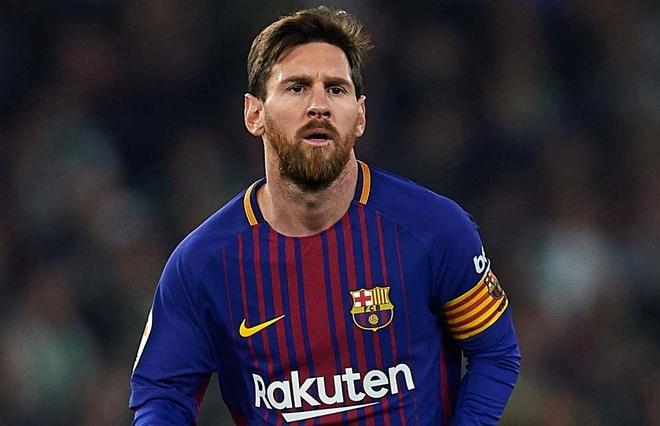 Messi giup Argentina tao dau an tai Trung Quoc hinh anh 1
