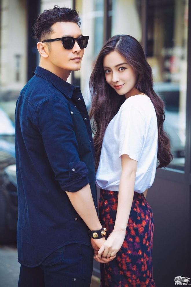 Angelababy va Huynh Hieu Minh ly hon anh 2