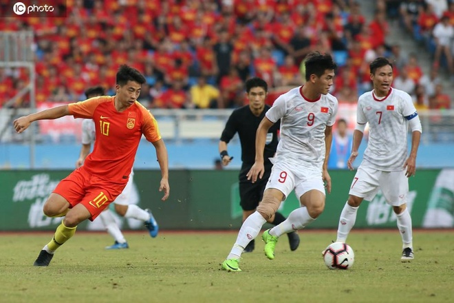 VFF bac thong tin tu choi da voi Trung Quoc vi chenh lech dang cap hinh anh 1