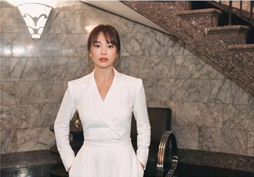 Song Hye Kyo sang Mỹ du học sau khi ly hôn Song Joong Ki