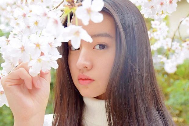 Mitsuki Kimura - my nhan 16 tuoi xuat than gia the, bi che vi mac ho hinh anh 8