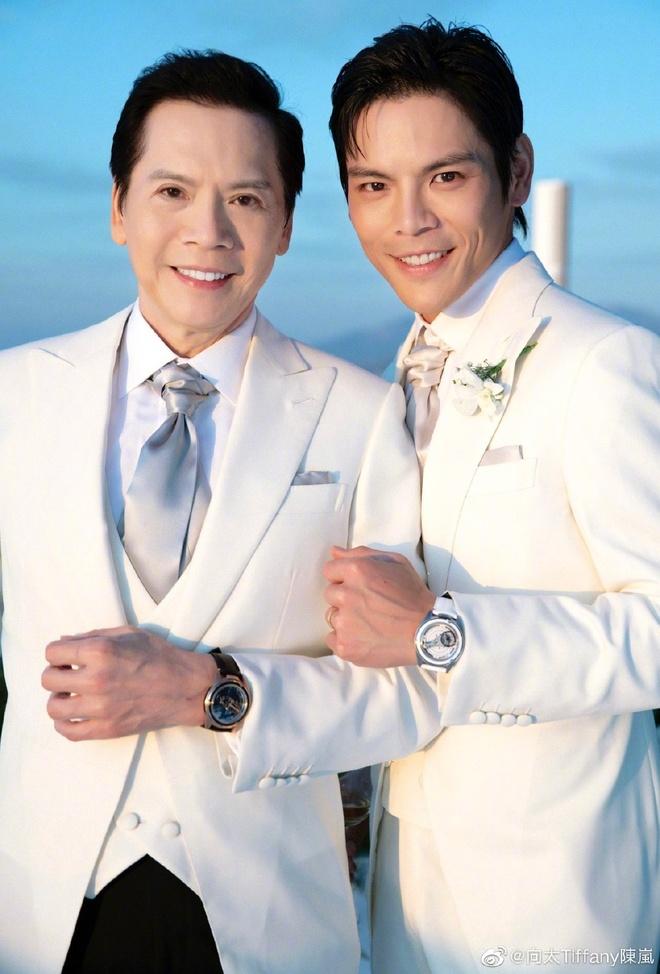 Boc gia hon le xa xi cua con trai ong trum showbiz Huong Hoa Cuong hinh anh 8