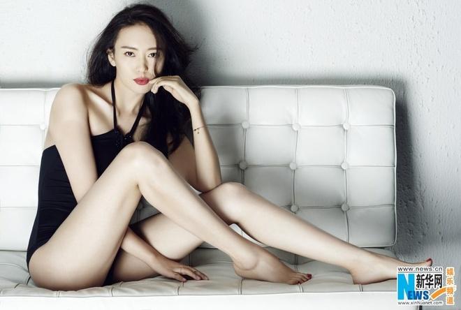 Dong Dao - my nhan tung bi bao hanh, tim hanh phuc ben dai gia 51 tuoi hinh anh 4