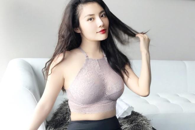 Tu Dong Dong - my nu nghien khoe than vao vai Tieu Long Nu hinh anh 4