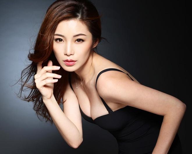 Duong Lieu Thanh - da nu gay ban tan vi canh nong o phim TVB hinh anh 13