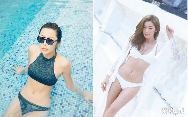 Duong Lieu Thanh - da nu gay ban tan vi canh nong o phim TVB hinh anh 7