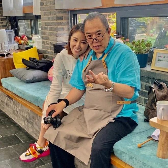 Lam Tam Nhu va 'Hoang A Ma' Truong Thiet Lam hoi ngo sau hon 20 nam hinh anh 1