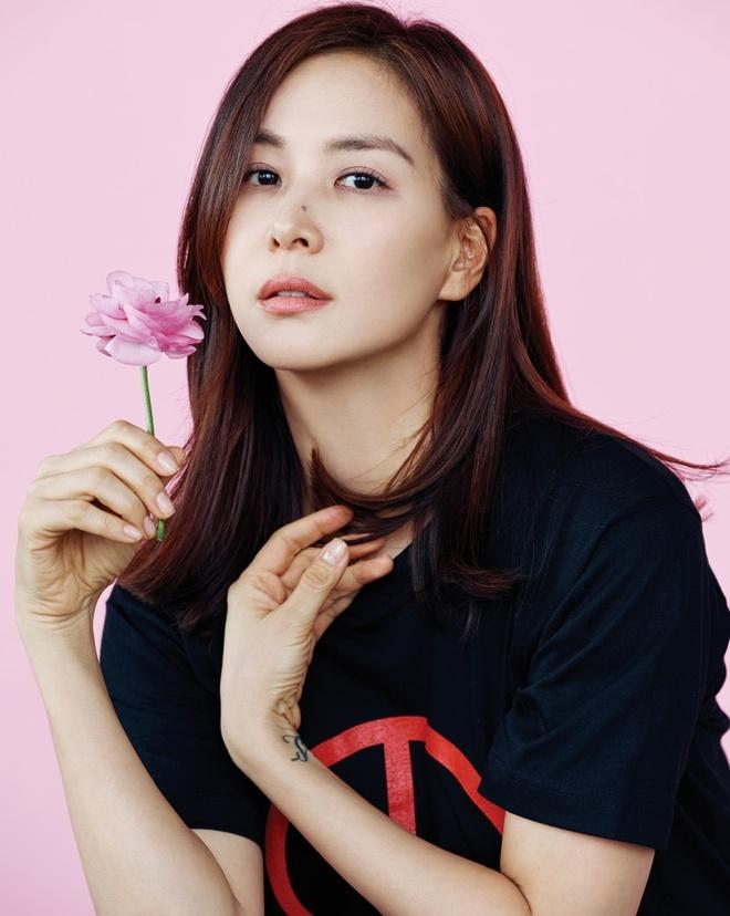 Vo dep, noi tieng cua Jang Dong Gun va Joo Jin Mo hinh anh 9 5828_go_so_young.jpg