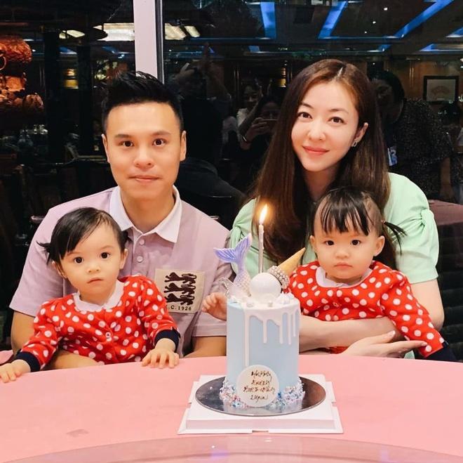 Tinh cu Quach Phu Thanh hanh phuc ben chong dai gia va 2 con sinh doi hinh anh 2 1000_5_.jpg