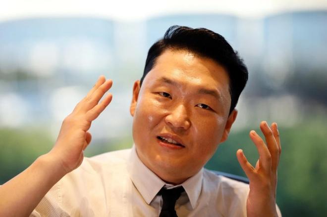 Cha vo PSY la co van cua giao phai Tan Thien Dia? hinh anh 1 py.jpg