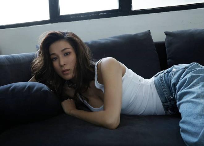 Chung Gia Han tro lai TVB anh 1