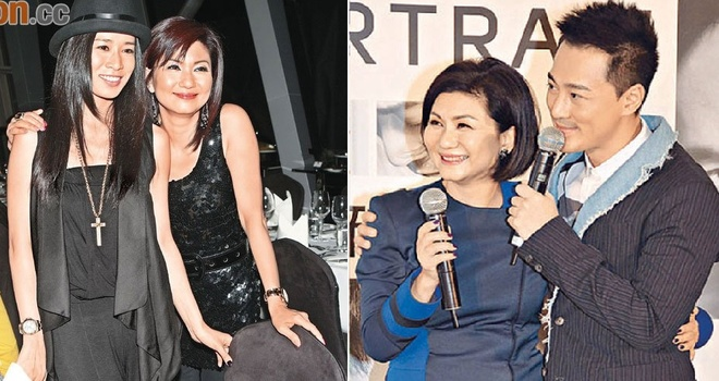 Ba trum TVB va showbiz Hong Kong anh 3