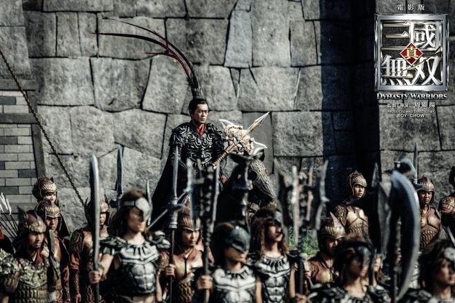 Hau truong Dynasty Warriors anh 1