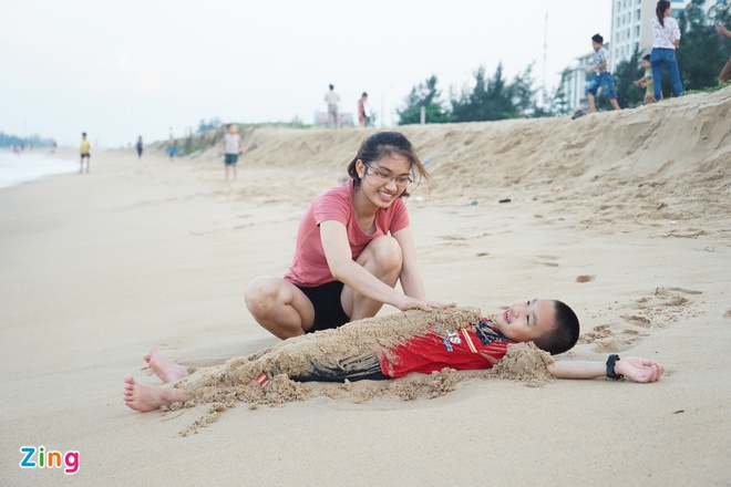 du lich bien Quang Binh hoi sinh anh 10