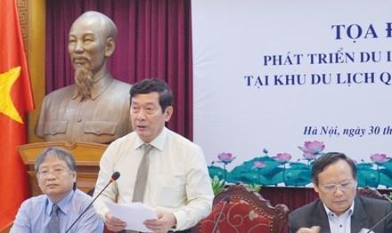 Tong cuc truong Du lich: Khong do loi ai van ban lien quan den Son Tra hinh anh 1