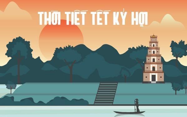Thoi tiet Tet Ky Hoi: Nam Bo nang nong, canh bao trieu cuong gay ngap hinh anh