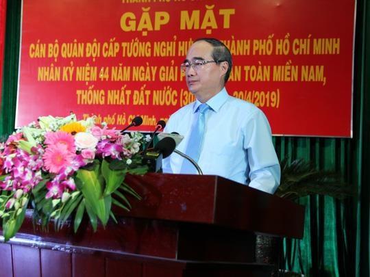 Gioi thieu Pho giam doc Cong an TP.HCM lam pho chu tich TP hinh anh 1