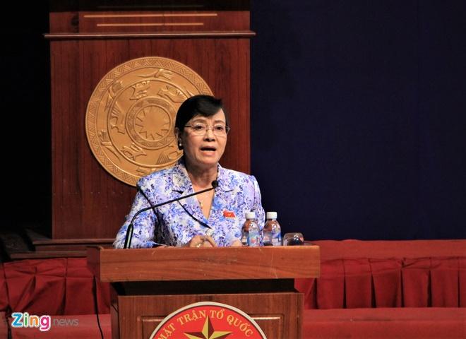 Ba Nguyen Thi Quyet Tam: 'Dau tranh truc dien van de Thu Thiem' hinh anh 3