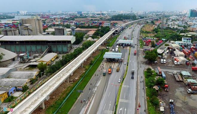 Trạm Xa lộ Hà Nội sắp thu phí trở lại