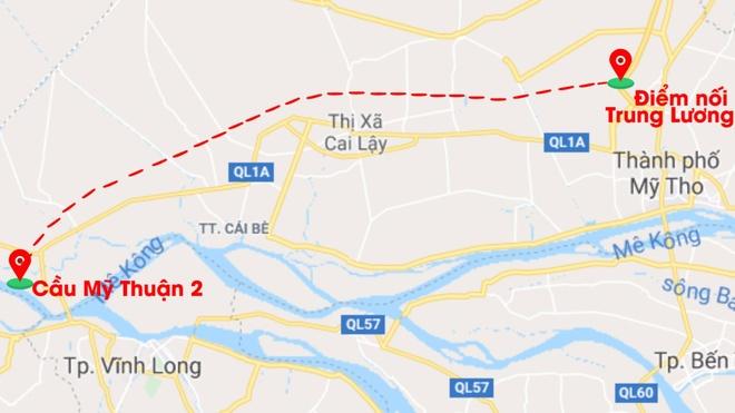 du an cao toc Trung Luong - My Thuan anh 3