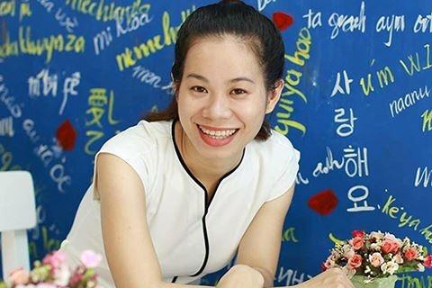 Vu chui nguoi hoc tieng Anh 'oc lon': La giao vien dung kiem doi no hinh anh