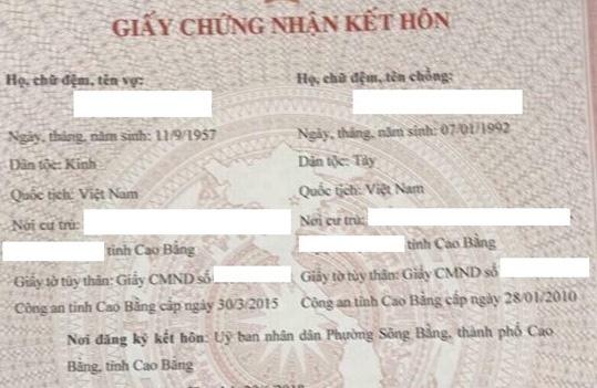 Co dau hon chu re 35 tuoi lam don to cao can bo phuong hinh anh 2