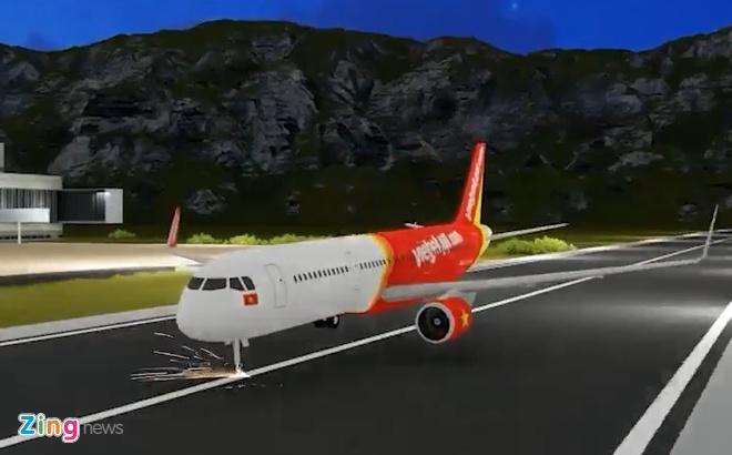 """Tìm thấy bánh còn lại của máy bay VietJet sau hơn 2 ngày """"mất tích"""" – Giao thông"""