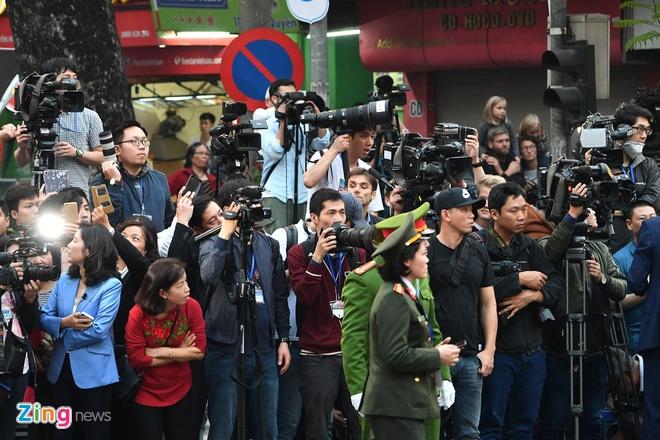 Tạo thuận lợi cho 3.000 phóng viên xuất cảnh sau hội nghị Mỹ – Triều