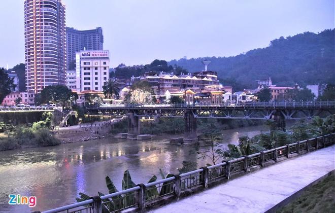 Nghien cuu lam duong sat Hai Phong - Trung Quoc toc do 160 km/h hinh anh 1