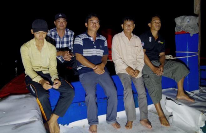 Hội Nghề cá yêu cầu Trung Quốc bồi thường vụ gây chìm tàu Việt Nam