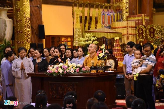 Dai duc Thich Truc Thai Minh xin loi anh 2