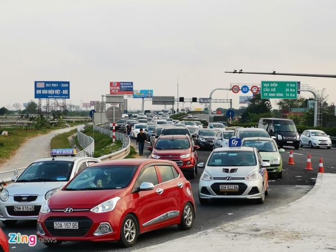 Cao tốc Pháp Vân - Cầu Giẽ đứng trước nguy cơ bị dừng thu phí