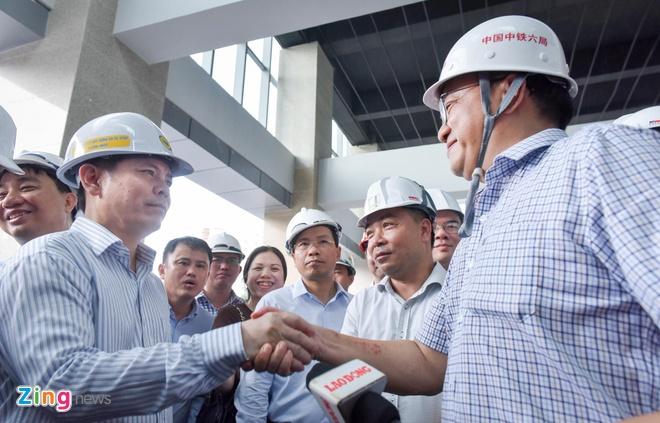 Bộ GTVT lúng túng khi gặp vấn đề phát sinh với nhà thầu Trung Quốc