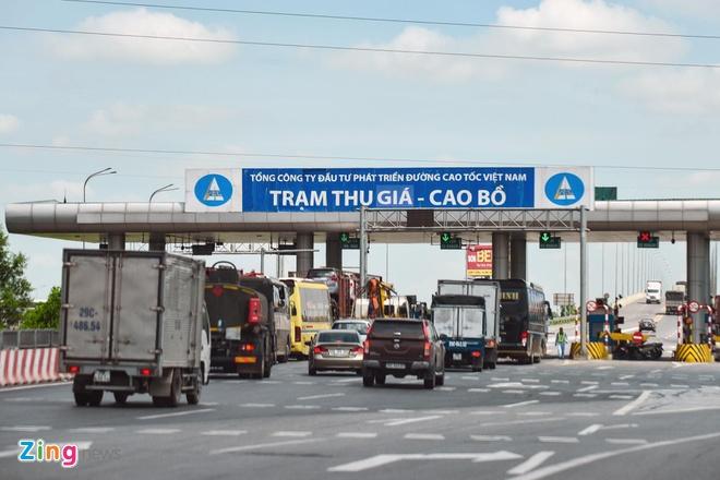 Bo GTVT tra lai ten 'tram thu phi' thay cho thu gia, thu tien hinh anh 1