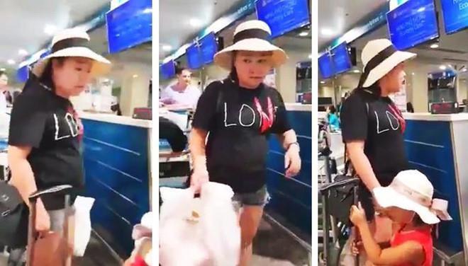 Cục Hàng không xem xét cấm bay nữ công an gây rối tại Tân Sơn Nhất