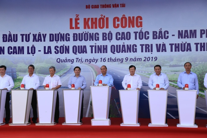 khoi cong cao toc Bac - Nam Quang Tri anh 2