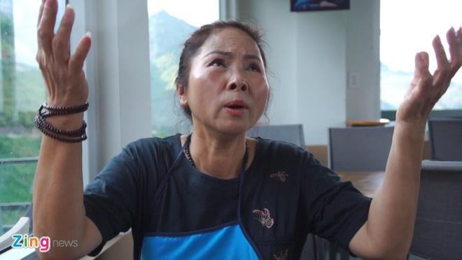 Ha Giang muon thao do, chu nha nghi Ma Pi Leng xin giu nguyen 7 tang hinh anh 1
