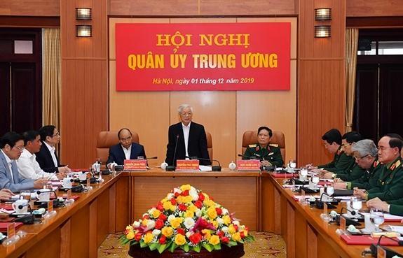 Tong bi thu Nguyen Phu Trong: Quan ly chat che vung troi, vung bien hinh anh 1