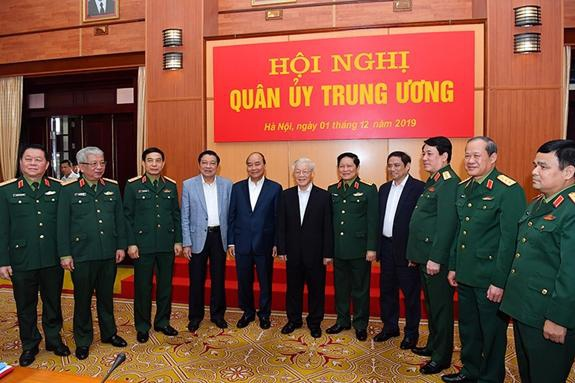 Tong bi thu Nguyen Phu Trong: Quan ly chat che vung troi, vung bien hinh anh 3