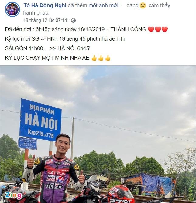 Uy ban ATGT de nghi phat nang phuot thu vuot 1.700 km het 19 gio hinh anh 1 tocdo_zing.jpg