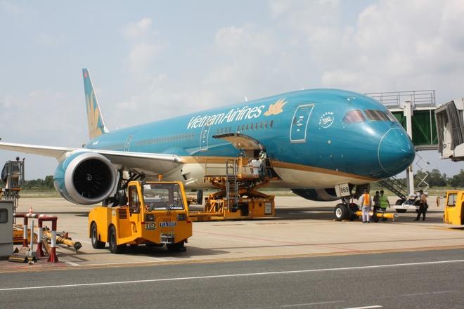 Vietnam Airlines tam dung tat ca duong bay den Han Quoc hinh anh 1 b15f8e9e4ccab794eedb.jpg