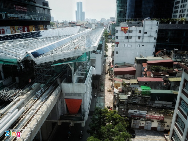 metro Nhon cham GPMB anh 1