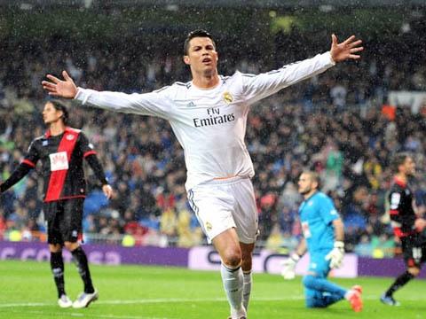 Ronaldo bung no trong su vo on cua Madridista hinh anh