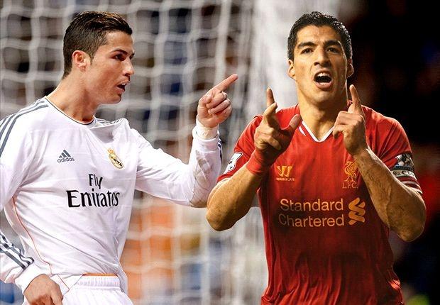 Cuoc chien sieu pham giua Ronaldo va Suarez hinh anh