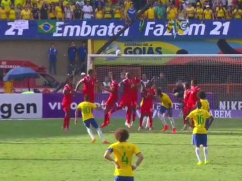 Nhung pha sut phat tuyet dep cua Neymar hinh anh
