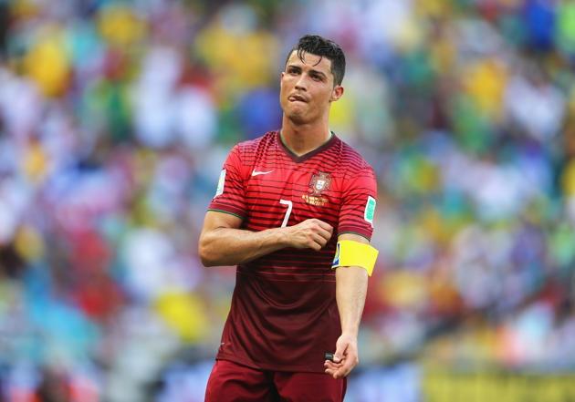 Nhung khoanh khac buon tai World Cup 2014 hinh anh