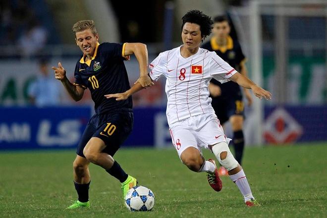 Highlight: U19 Viet Nam 1-0 U19 Australia hinh anh