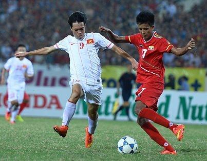 Man trinh dien cua Van Toan truoc U19 Myanmar hinh anh