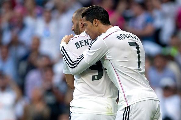 Cristiano Ronaldo mo ty so cho Real Madrid hinh anh